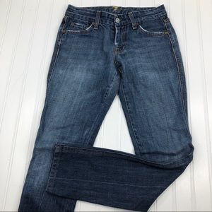 7 for all Mankind Jeans A Pocket Skinny